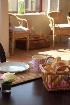 Hotelo - Lyon - Dining room