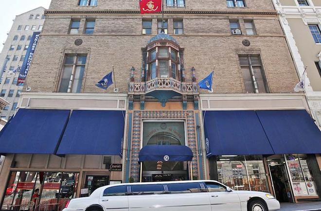 Marines' Memorial Club & Hotel Union Square - San Francisco - Building