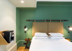 Hotel Silky By Happyculture - Lyon - Bedroom