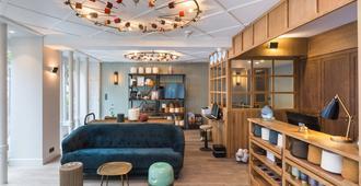 Hotel Silky By Happyculture - Lyon - Lobby