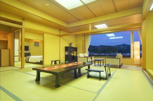 Jyoseikan - Kochi - Dining room
