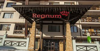 Regnum Bansko Hotel & Thermal Pools In Banya - Bansko - Rakennus