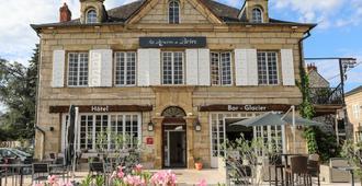 Hôtel La Réserve De Brive - Brive-la-Gaillarde - Hotel entrance