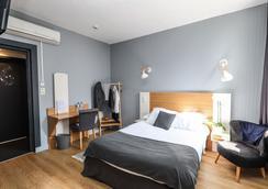Hôtel La Réserve De Brive - Brive-la-Gaillarde - Bedroom