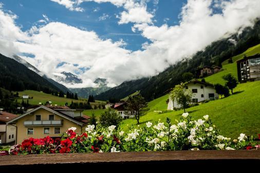 Ski- Und Wanderhotel Höhlenstein - Tux-Vorderlanersbach - Ban công