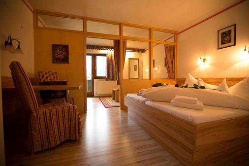 Hotel Höhlenstein - Tux-Vorderlanersbach - Makuuhuone