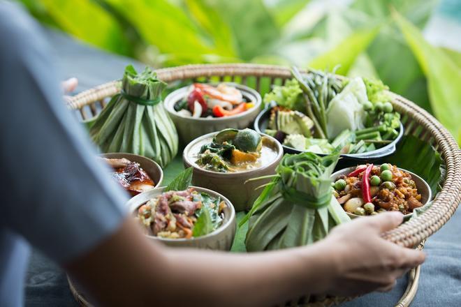 Central Suite Residence - Siem Reap - Φαγητό