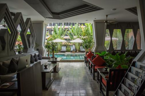 Central Suite Residence - Siem Reap - Μπαλκόνι