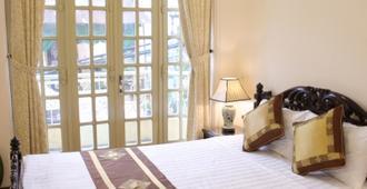 Ibiz City Hostel - האנוי - חדר שינה