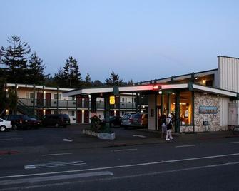 Fairwinds Motel Arcata - Arcata - Gebouw