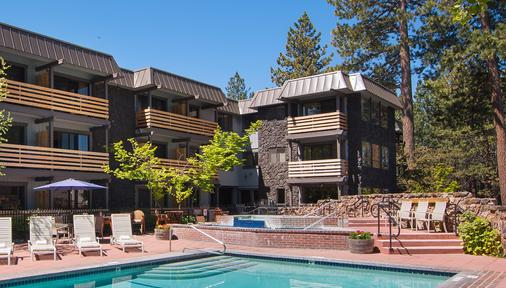 Hotel Azure - South Lake Tahoe - Building