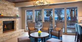 Hotel Azure - South Lake Tahoe - Comedor