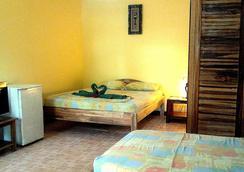 Hotel Agapi - Puerto Viejo de Talamanca - Schlafzimmer