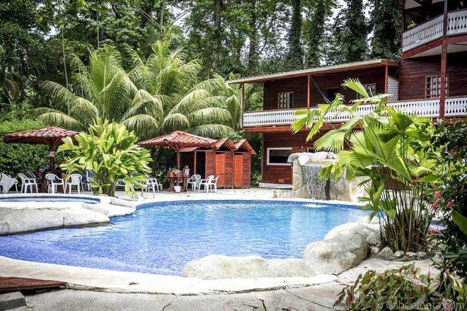 Hotel Agapi - Puerto Viejo de Talamanca - Pool