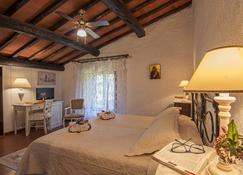 Hotel Colle Etrusco Salivolpi - Castellina in Chianti - Bedroom
