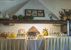 Hotel Colle Etrusco Salivolpi - Castellina in Chianti - Εστιατόριο