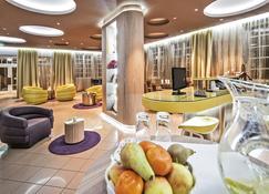 Hotel Bornmühle - Gross Nemerow - Lobby