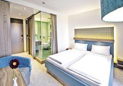 Hotel Bornmühle - Gross Nemerow - Bedroom
