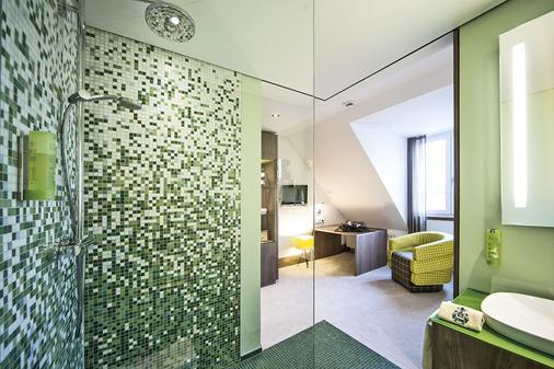 Hotel Bornmühle - Gross Nemerow - Bathroom