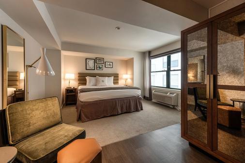 Claridge House - Chicago - Bedroom