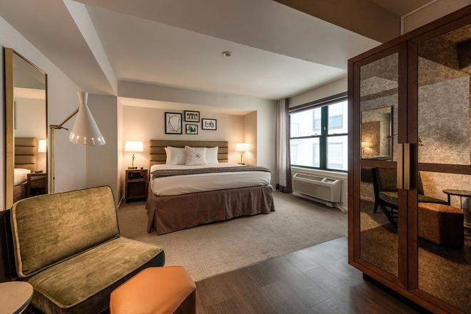 Claridge House - Chicago - Phòng ngủ