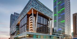 Babylon Hotel Den Haag - האג - בניין
