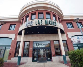 Hotel Plaza Las Matas - Лас-Росас-де-Мадрид - Building