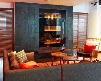 Hotel Plaza Las Matas - Las Rozas - Obývací pokoj