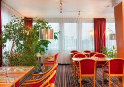 Pension am Kutschi - Berlim - Restaurante