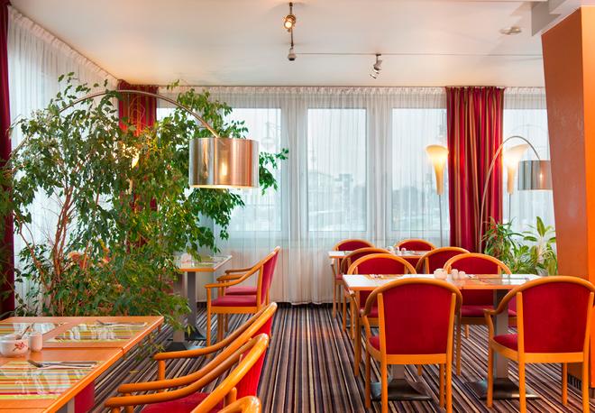 Pension am Kutschi - 柏林 - 餐廳