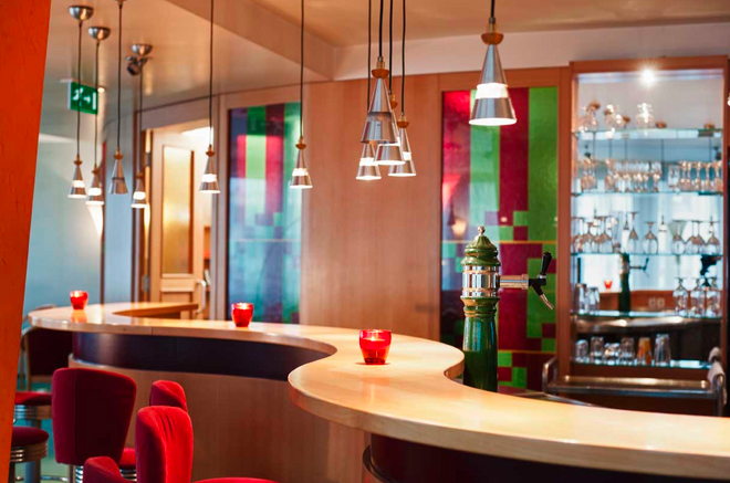 Pension am Kutschi - 柏林 - 酒吧