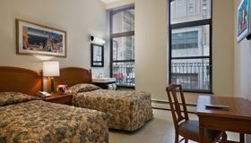 Americana Inn - New York - Phòng ngủ