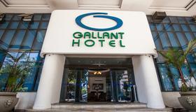 Gallant Hotel - Rio de Janeiro - Bygning