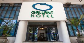Gallant Hotel - Ρίο ντε Τζανέιρο - Κτίριο