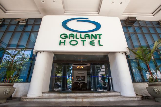 Gallant Hotel - Río de Janeiro - Edificio