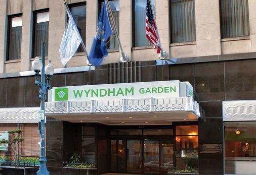 Wyndham Garden Hotel Baronne Plaza - New Orleans - Rakennus