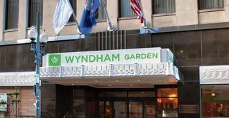 Wyndham Garden Hotel Baronne Plaza - Новый Орлеан - Здание