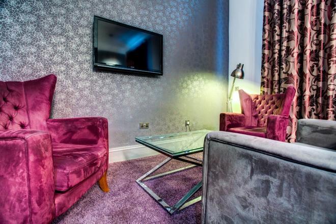 Roomzzz Newcastle - Newcastle upon Tyne - Soggiorno