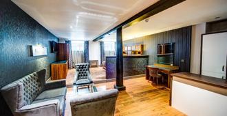 Roomzzz Newcastle - Newcastle-upon-Tyne - Sala de estar
