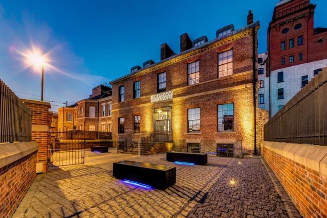 Roomzzz Newcastle - Newcastle upon Tyne - Edificio