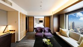 Hotel Nikko Osaka - Osaka - Living room