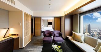 大阪日航國際酒店 - 大阪 - 客廳