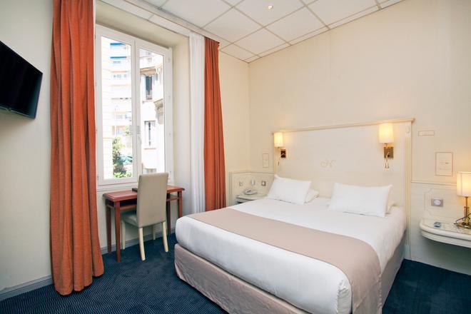 Hotel Napoleon - Ajaccio - Makuuhuone
