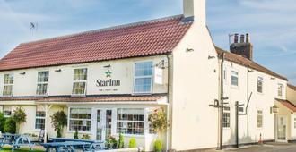 The Star Inn - Malton - Edificio
