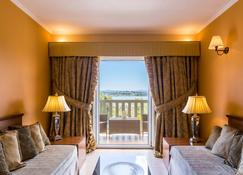 Ariti Grand Hotel Corfu - คอร์ฟู - ห้องนั่งเล่น