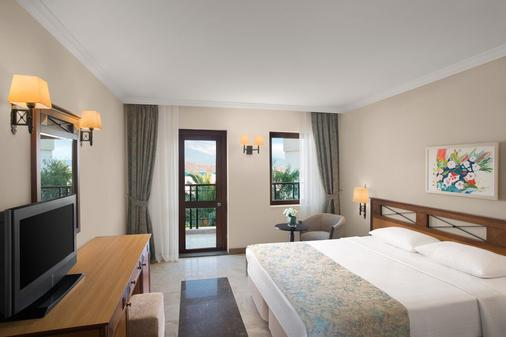 Wow Bodrum Resort - Bodrum - Phòng ngủ