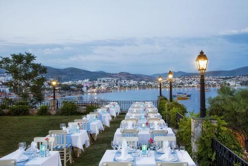 Wow Bodrum Resort - Bodrum - Banquet hall