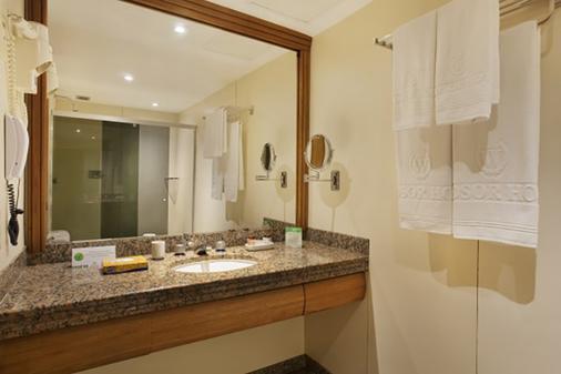 Windsor Palace Hotel - Rio de Janeiro - Banheiro