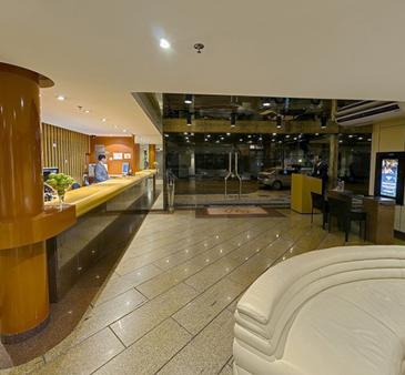 Windsor Palace Hotel - Rio de Janeiro - Vastaanotto