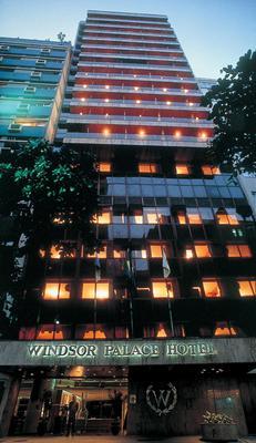 溫莎皇宮酒店 - 里約熱內盧 - 里約熱內盧 - 建築